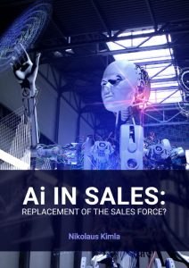 Artificial Intelligence in Sales